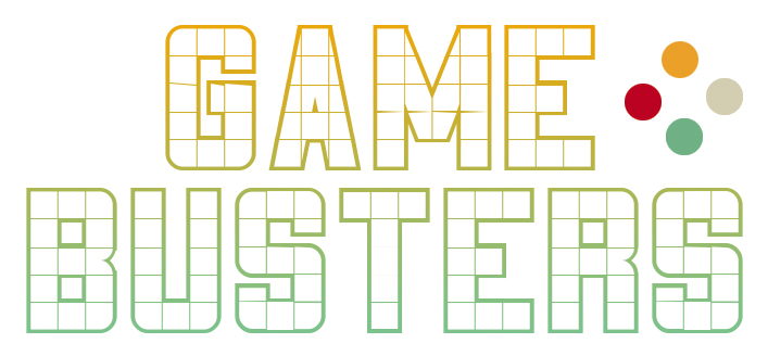 logo gamebusters rb